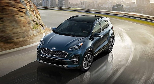 2022 kia sportage facelift changes and price - us suvs nation