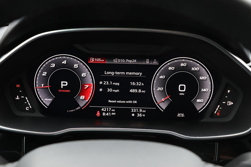 2022 Audi Q3 MMi
