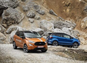 2022 Ford EcoSport ses