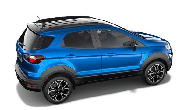 2022 Ford EcoSport titanium