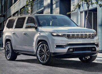 2022 Jeep Grand Wagoneer release date