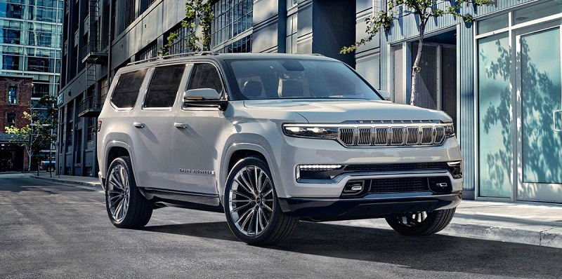 2022 Jeep Grand Wagoneer release date