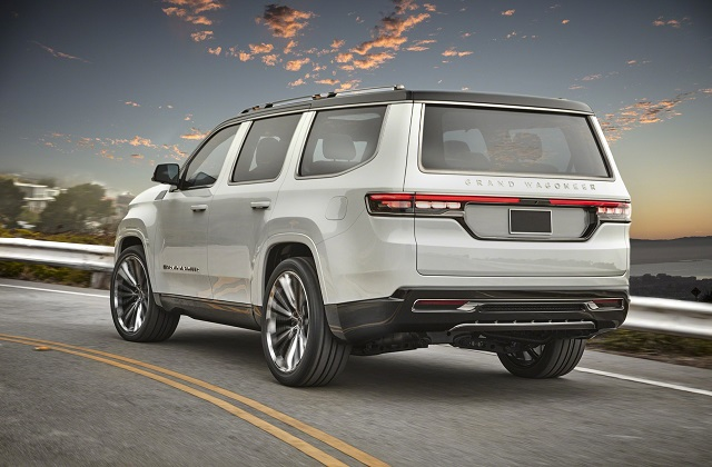 2022 Jeep Grand Wagoneer specs