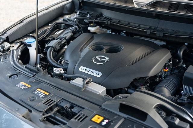 2022 Mazda CX-9 specs