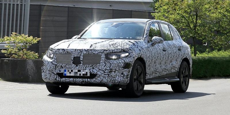 2022 Mercedes GLC release date