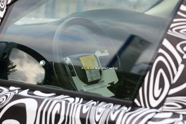 2022 Range Rover interior