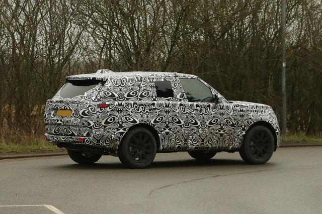 2022 Range Rover release date