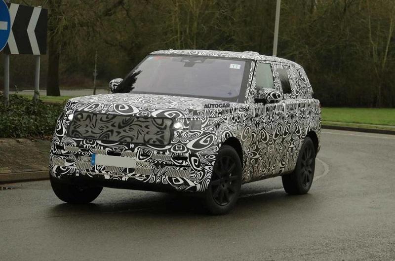 2022 Range Rover svautobiography