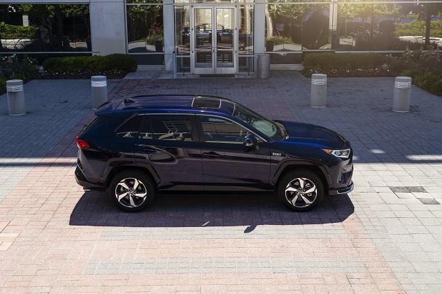 2022 Toyota Rav4 changes