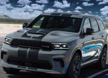 2022 Dodge Durango Hellcat SRT