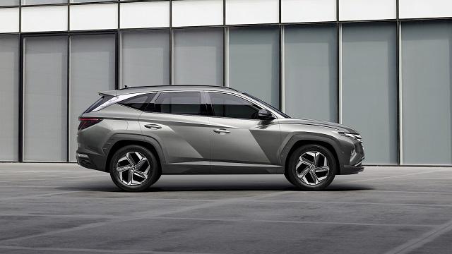 2022 Hyundai Tucson phev