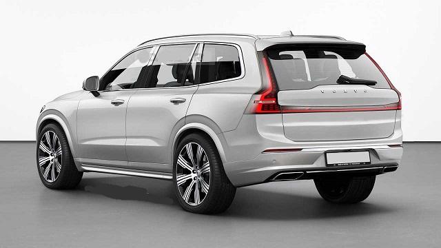 2022 Volvo XC100 price