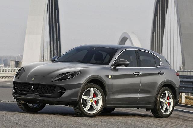 2023 Ferrari Purosangue concept