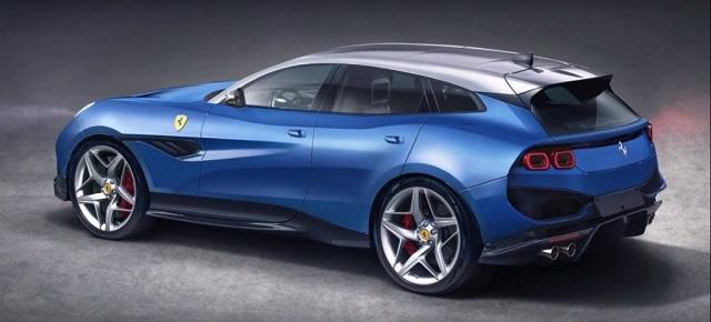 2023 Ferrari Purosangue hybrid
