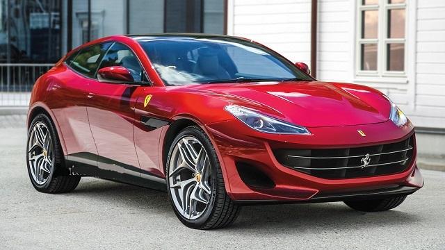 2023 Ferrari Purosangue