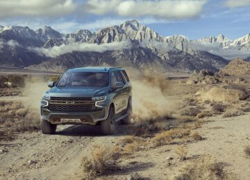2022 Chevy Suburban z71 off road