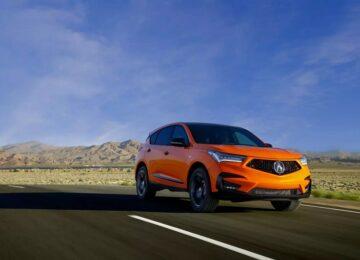 2022 Acura RDX sh-awd