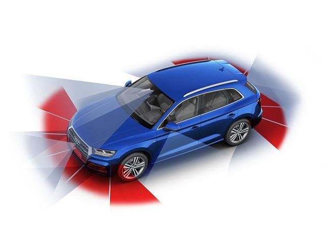 2022 Audi Q8 safety