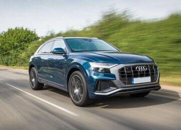 2022 Audi SQ8
