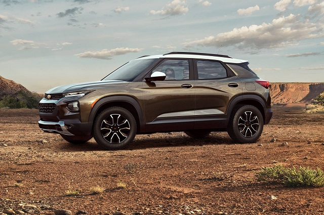 2022 Chevy Trailblazer