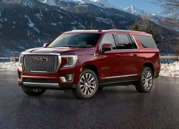 2022 GMC Yukon XL dimensions