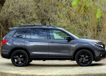 2022 Honda Passport rumors