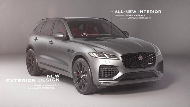 2022 Jaguar F-Pace r-design