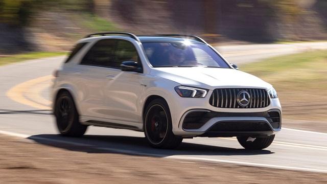 2022 Mercedes GLE 350