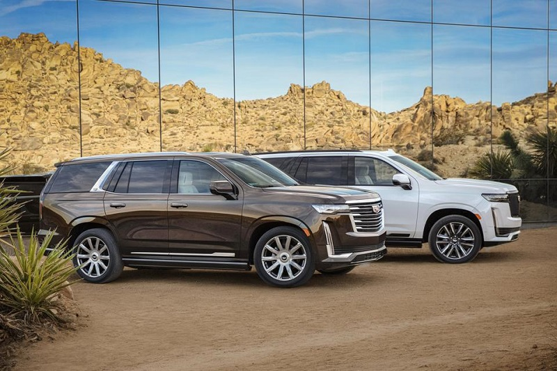 2022 Cadillac Escalade esv