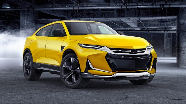 2022 Chevrolet Blazer SS