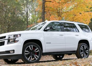 2022 Chevrolet Tahoe price