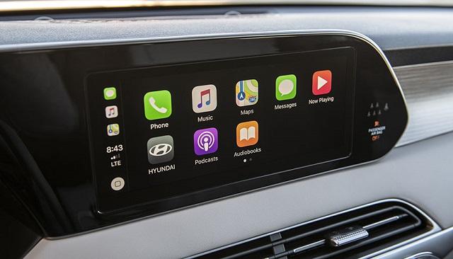 2022 Hyundai Palisade apple carplay