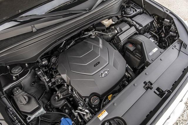 2022 Hyundai Palisade specs