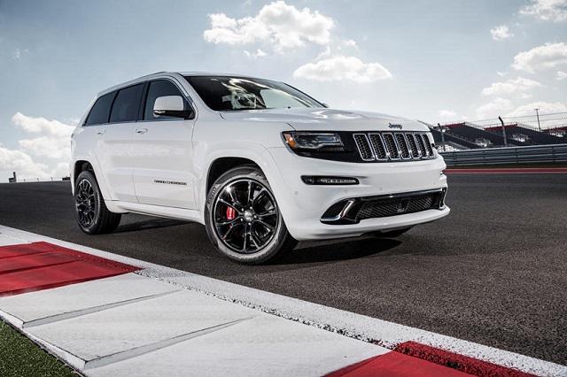 2022 Jeep Grand Cherokee SRT 0-60