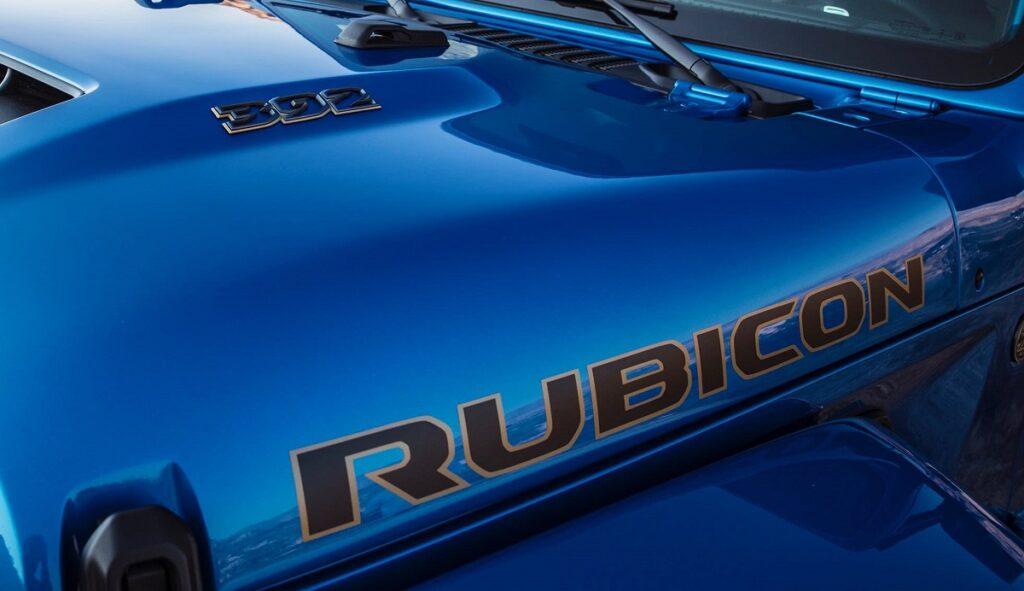 2022 Jeep Wrangler V8 changes