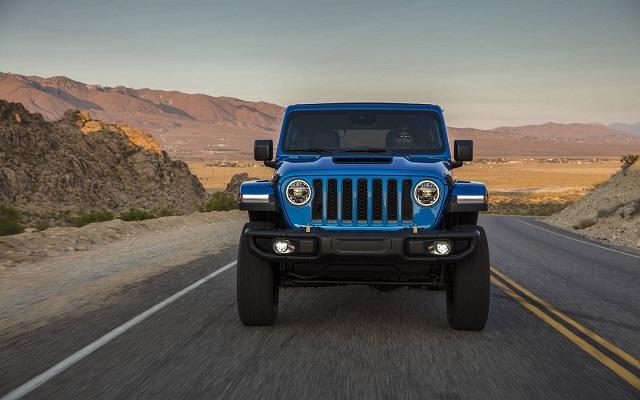 2022 Jeep Wrangler V8 price