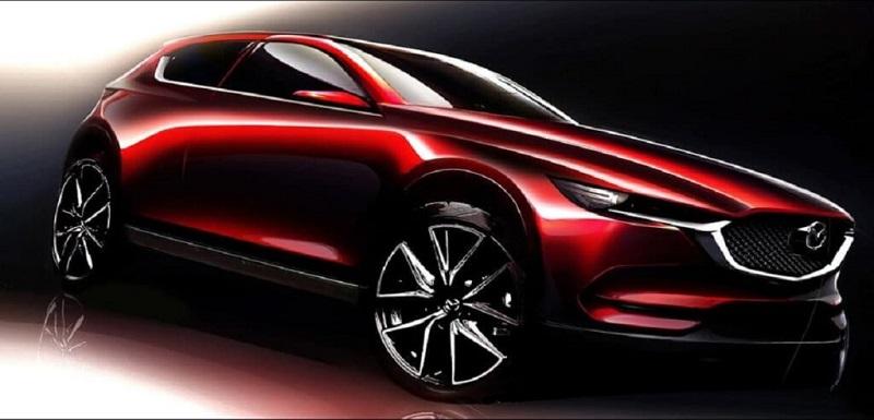 2022 Mazda CX-50 concept