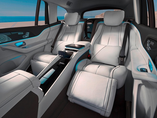 2022 Mercedes-Maybach GLS 600 price