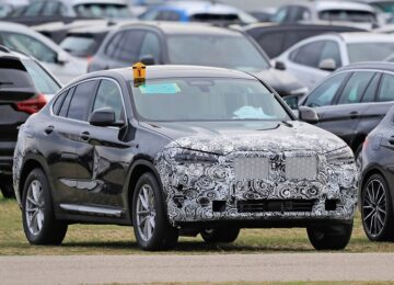 2022 BMW X4 M