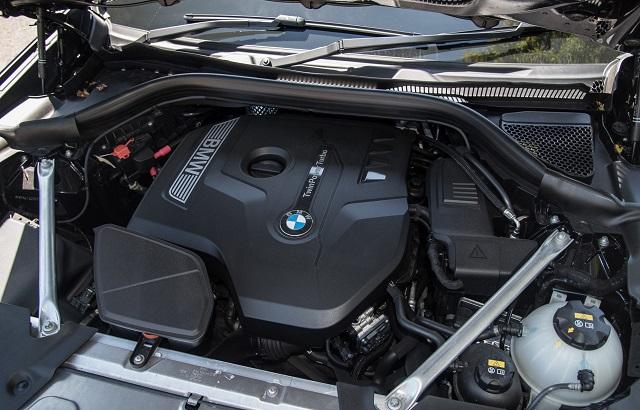 2022 BMW X4 specs