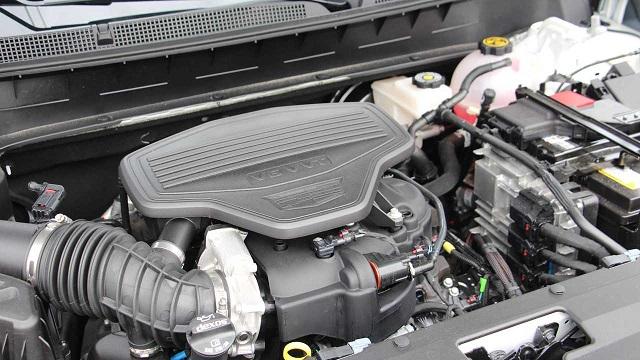 2022 Cadillac XT6 specs