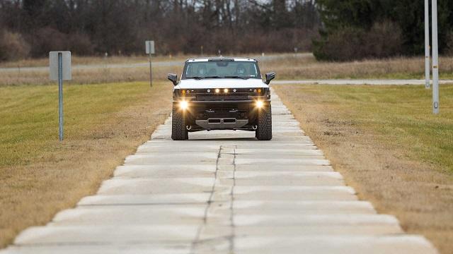 2022 GMC Hummer EV SUV price