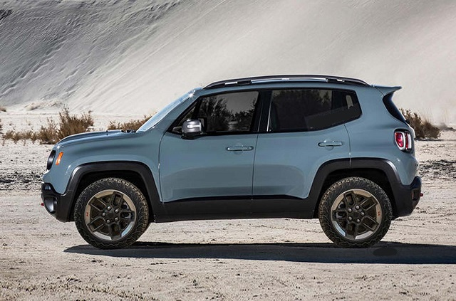 2022 Jeep Renegade baby suv