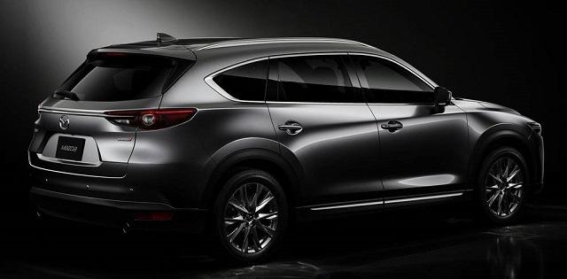 2022 Mazda CX-7 concept