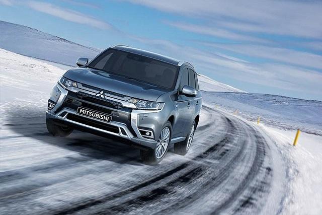 2022 Mitsubishi Outlander PHEV release date