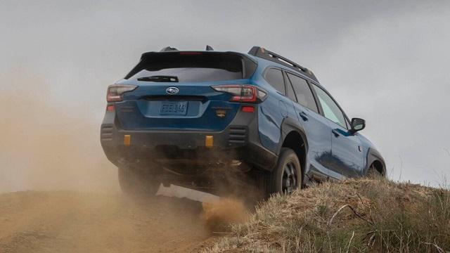 2022 Subaru Outback 4x4
