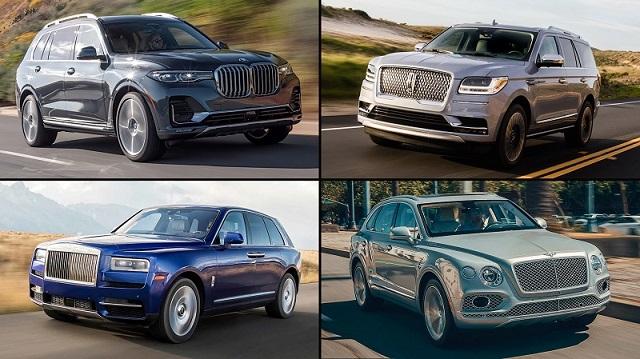 Best 2022 Full-Size Luxury SUVs Walkthrough