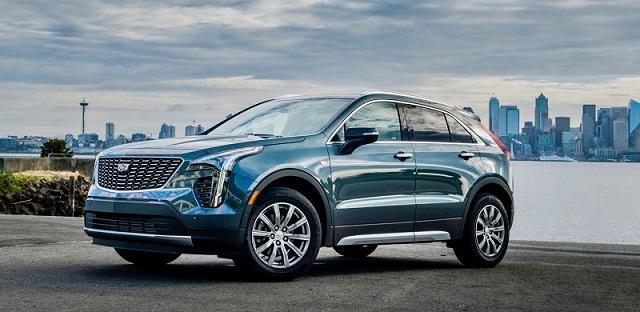 2022 Cadillac XT4 premium luxury