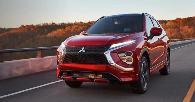 2022 Mitsubishi Eclipse Cross release date