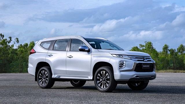2022 Mitsubishi Pajero